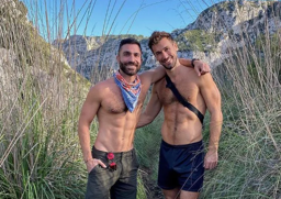 Nomads Henry & Frankie on the wonders of romantic travels with a new partner