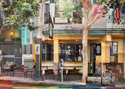 These cruisy San Francisco cafes just might be the gayest in the world