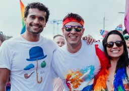 PHOTOS: The Cayman Islands just threw its first Pride parade