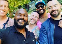 "PHOTOS: ""I've never felt more at ease around gay men as I have felt at Lazy Bear"""